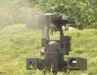 robot tentara samsung