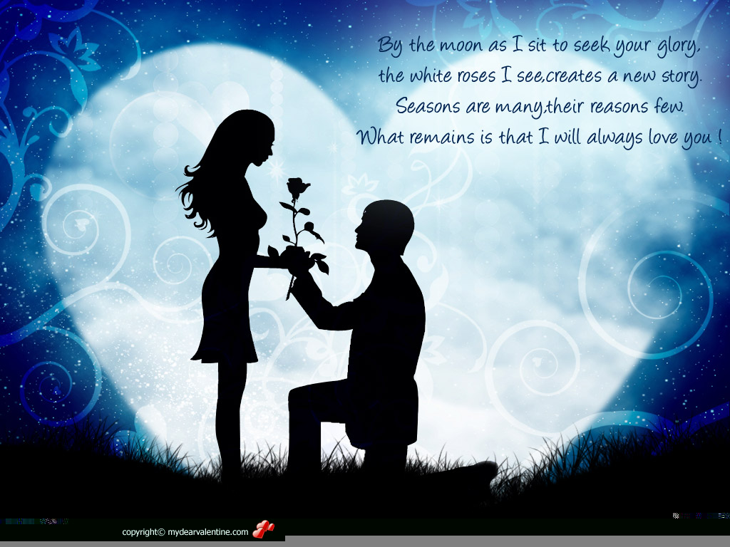 Romantic Love wallpapers for Valentine39;s Day