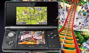 Bajar Gratis RollerCoaster Tycoon 3D Para 3DS