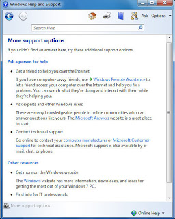 Cara Mengatasi Windows Help and Support yang Muncul Terus di Windows 7