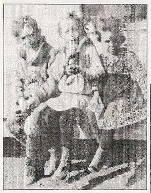 Buster, Bonnie & Billie.