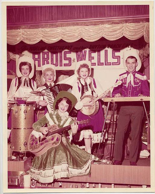 Ardis Wells !
