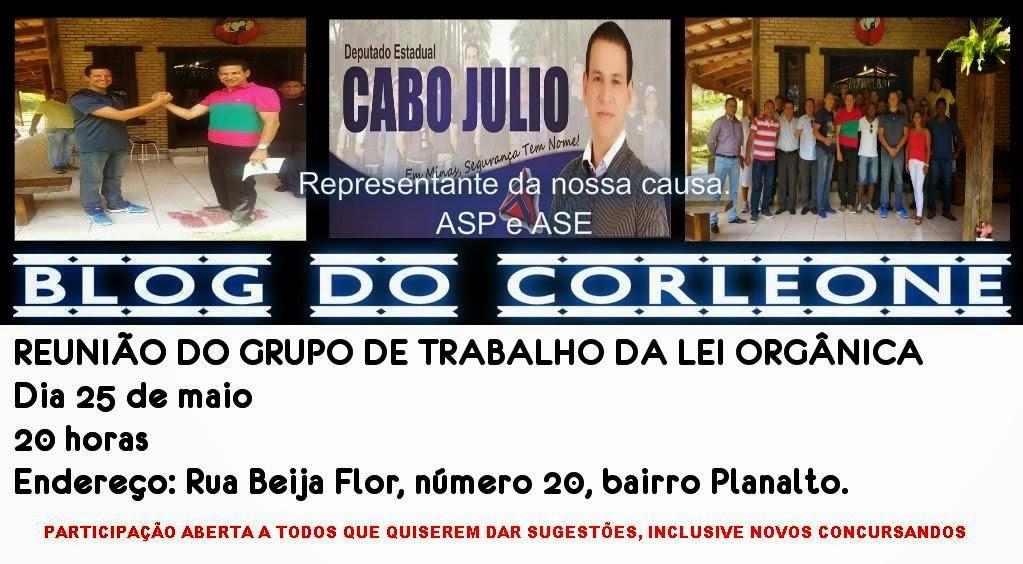 BLOG DO CORLEONE