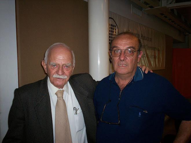 Ing. Erico Espinadel y Oscar Salez