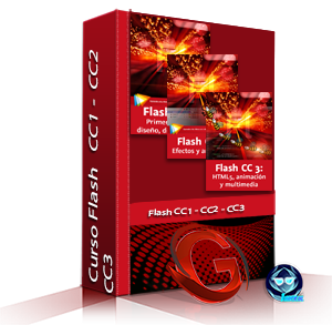 Curso: Flash CC 1 - CC 2 - CC3