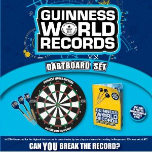darts records