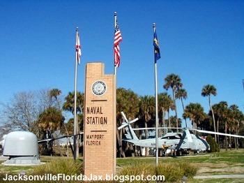 NAVAL STATION MAYPORT FLORIDA, JACKSONVILLE Duval County FL. US. NAVY ...