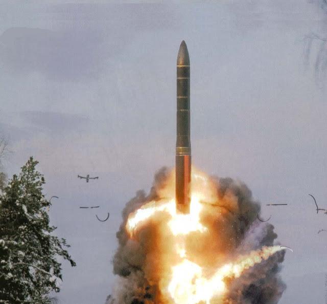 Topol-M (SS-27) ICBM