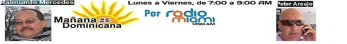 RADIO MIAMI CON PETER  Y RAYMUNDO