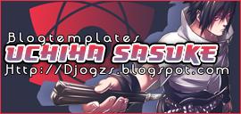 Uchiha sasuke Blogtemplates