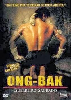 Filme Ong Bak Guerreiro Sagrado Dublado AVI DVDRip