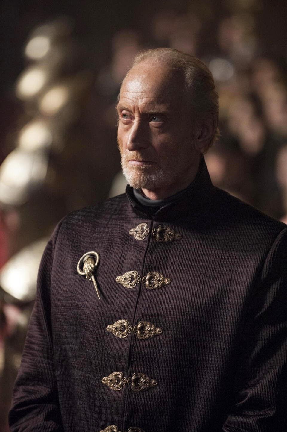 Tywin Lannister en el episodio 4x05 de Juego de Tronos