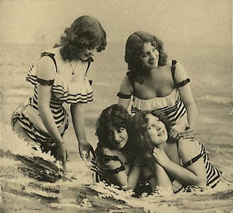 vintage bath lorrison sisters