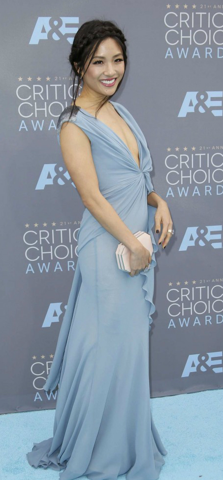 constance wu critics choice 2016