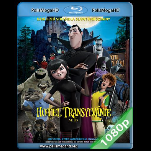 HOTEL TRANSYLVANIA (2012) 1080P HD MKV ESPAÑOL LATINO