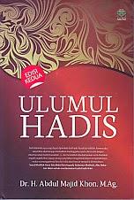 toko buku rahma: buku ULUMUL HADIS EDISI KEDUA, penerbit abdul majid khon, penerbit amzah
