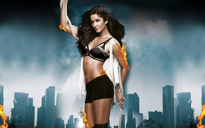 Dhoom3 Wallpaper of Katrina Kaif