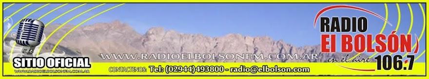 RADIO EL BOLSON 106.7