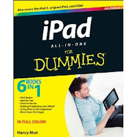 iPad All-In-One for Dummies, 5th Edition