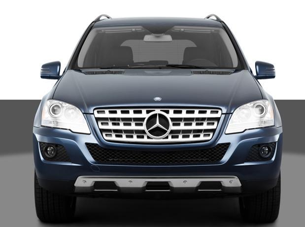 Mercedes Benz Ml350 4matic. The ml350 4matic model is EPA