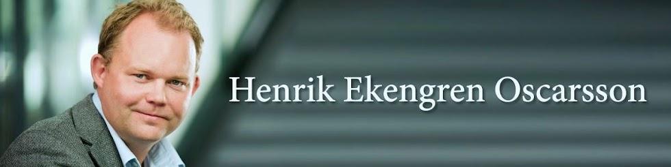 Henrik Ekengren Oscarsson