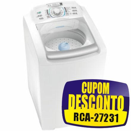 Cupom Efácil - Lavadora 10kg LUC10 Electrolux