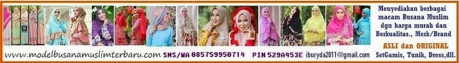 Model Busana Muslim Terbaru