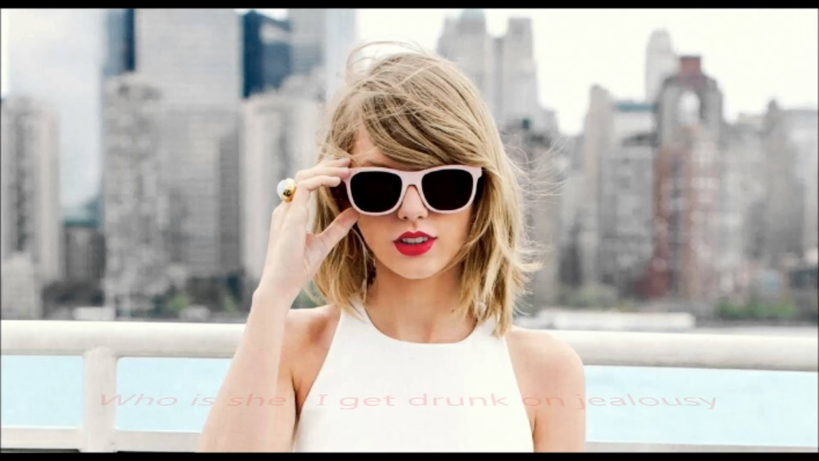 Got A Long List Of Ex Lovers Theyll Tell You Im Insane But Ive Blank Space Baby And Ill Write Your Name