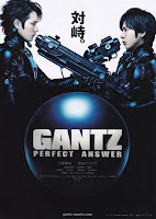 Download Gantz: Perfect Answer (2011) HDRip 550MB Ganool