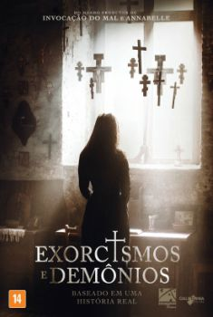 Exorcismos e Demônios Torrent - BluRay 720p/1080p Dual Áudio