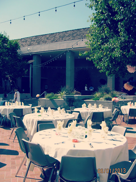 Spring Banquet 2013 // Layout