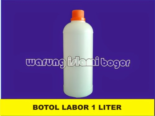 Jual Botol Pupuk Cair HDPE 1 Liter