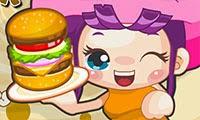 Jugar a Linda hamburguesa