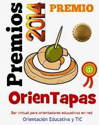 Primer Premio Orien Tapas 2014
