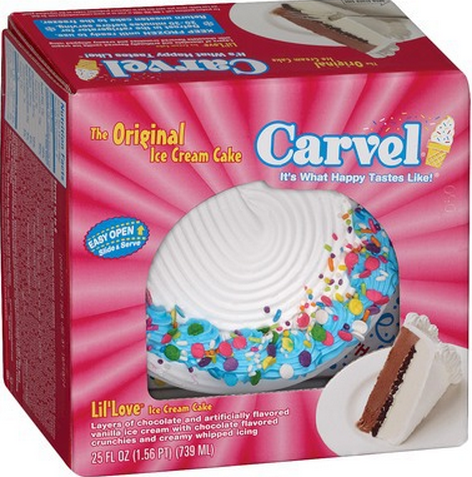 Carvel coupons cake 2018