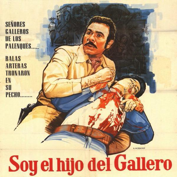 Antonio Aguilar - Soy El Hijo Del Gallero 1978 CD Album
