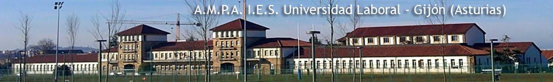 AMPA IES Universidad Laboral de Gijón