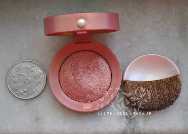 Bourjois Paris 33 Lilas D'Or Blush Review