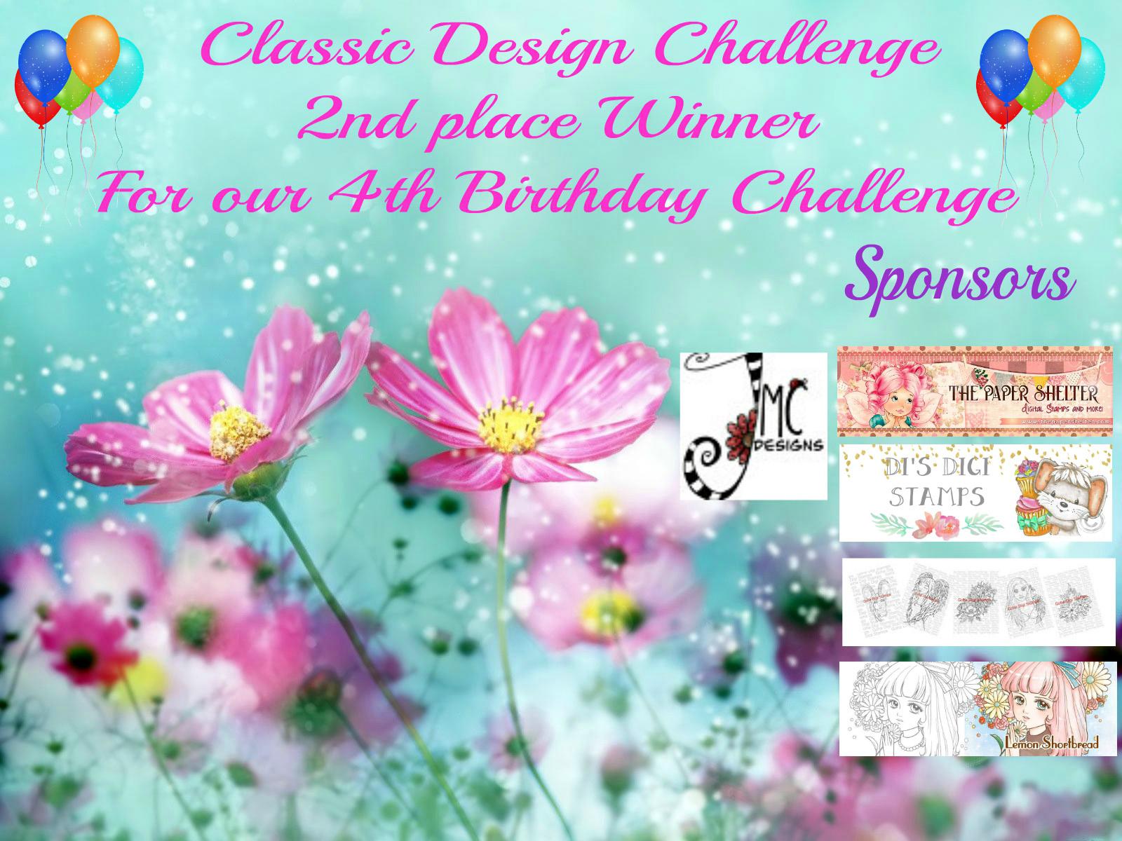 April 2020 - Challenge #4