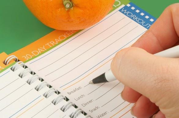 نصائح سريعة وطرق لتخفيف الوزن Keep-A-food-Diary.jp