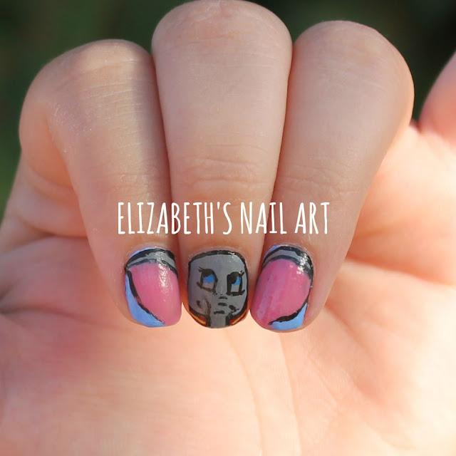 Nail Art Dumbo