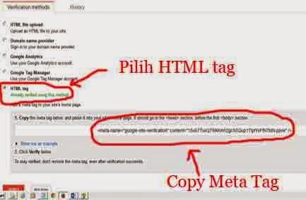 Cara Mudah Mendaftarkan Blog di Google 5