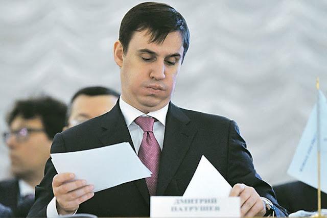 Патрушев-младший стал банкиром года, несмотря на рекордный убыток возглавляемого им банка