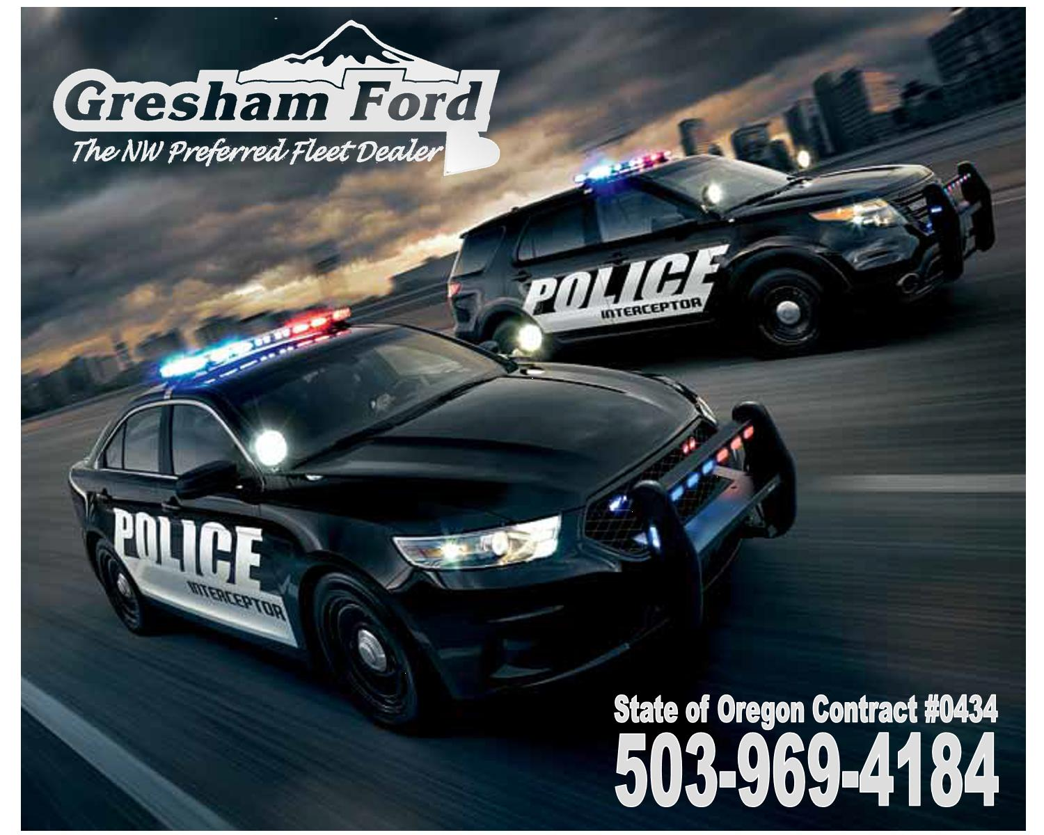 Ford police interceptor 2014 5 year autos post for Gresham honda service