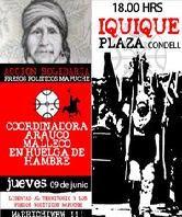 Accion Solidaria Con Lxs Presxs Politicxs Mapuches