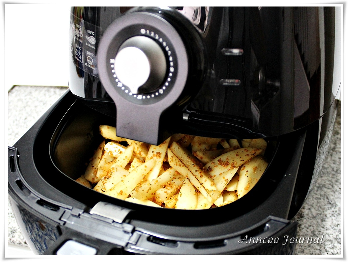 Tefal Actifry Family vs Philips Airfryer -