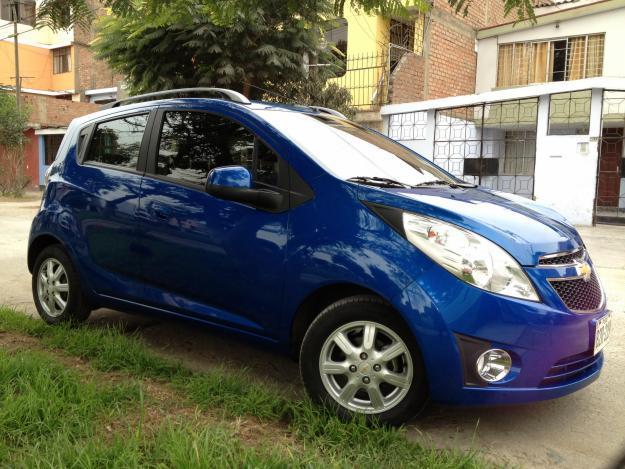 Autos Usados Vendo Chevrolet Spark Gt 2011 Lima Per