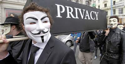 La privacidad en internet
