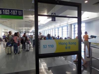 Travel deals manila hong kong