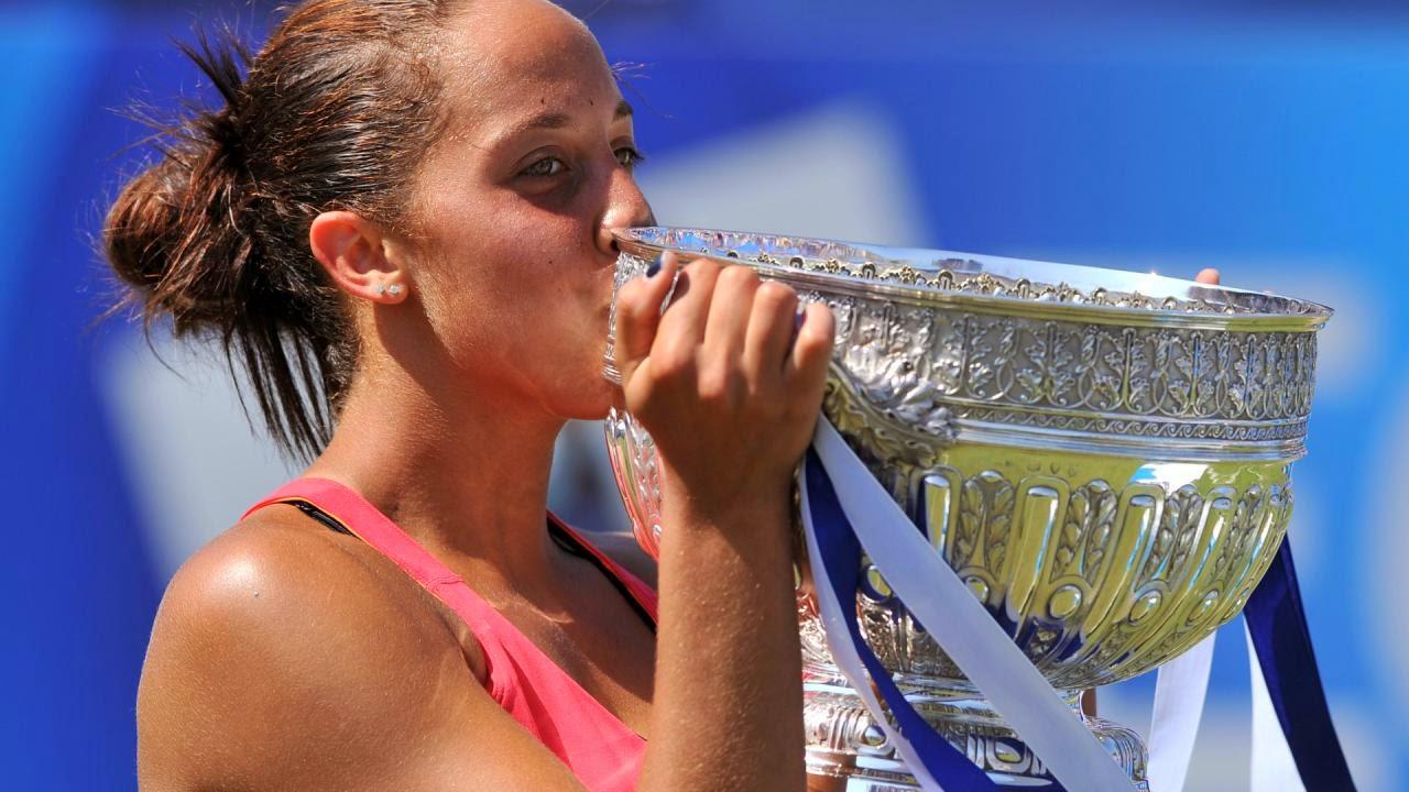 Madison Keys gana en Eastbourne antes de Wimbledom
